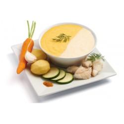 Duomix : viandes et légumes - Frais