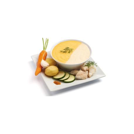 Duomix : viandes et légumes